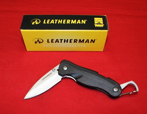 LEATHERMAN CRATER C33